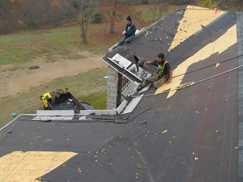 Barnes Roof Safety Photo